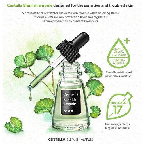 COSRX Centella Blemish Ampule