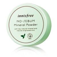 No Sebum Mineral Powder