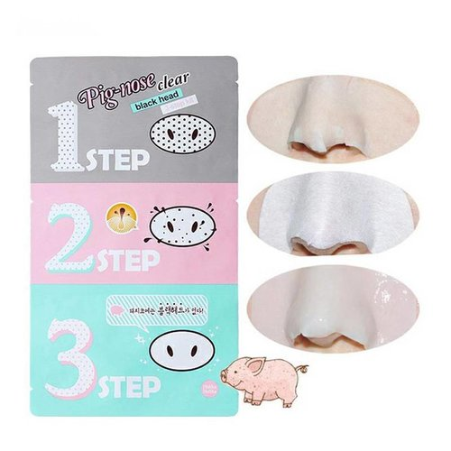 Holika Holika Pig Nose Clear Blackhead 3 Step Kit