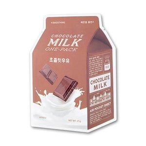 A'pieu Chocolate  Milk One Pack Mask