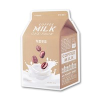 Coffee  Milk One Pack Mask