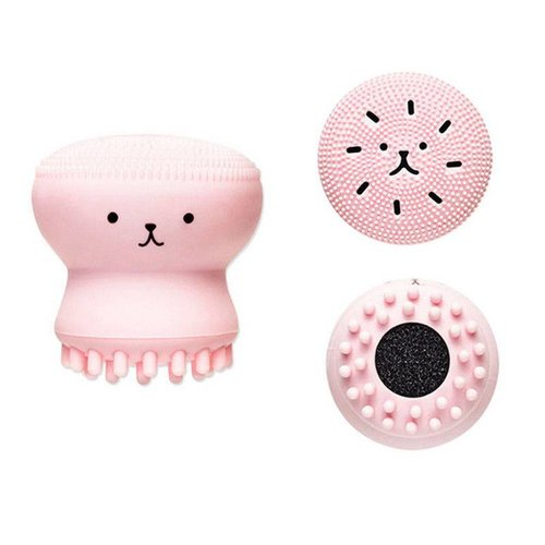 Etude House My Beauty Tool Jellyfish Silicone Brush