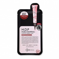 H.D.P Pore-Stamping Charcoal Mineral Mask
