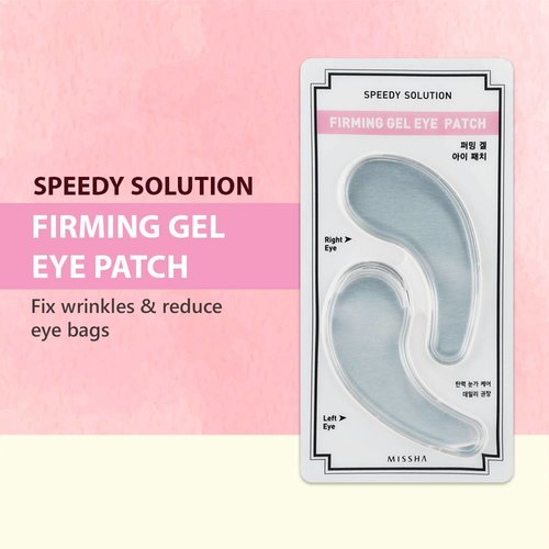 Missha Firming Gel Eye Patch