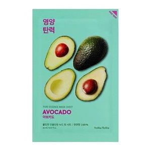 Holika Holika Pure Essence Mask Sheet Avocado
