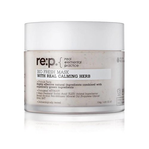 Re:p Bio Fresh Mask With Real Calming Herb