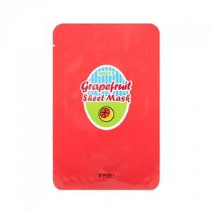 A'pieu Sweet Grapefruit Sheet Mask