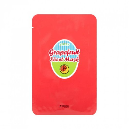 A'pieu Sweet Grapefruit Sheet Mask