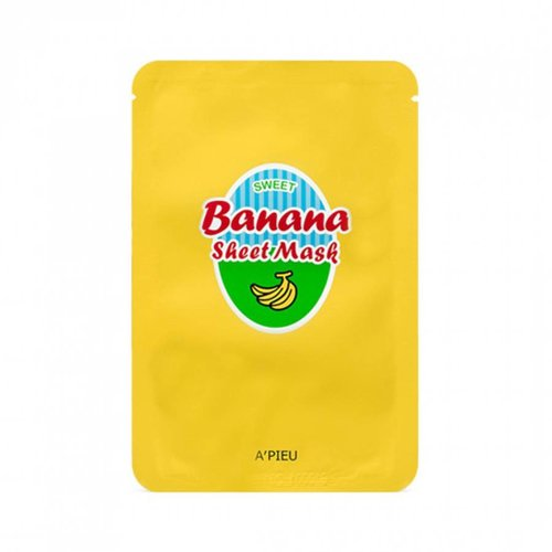 A'pieu Sweet Banana Sheet Mask
