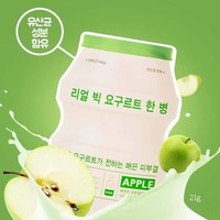 Real Big Yoghurt Apple Sheet Mask