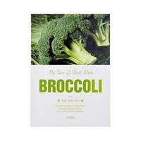 My Skin Broccoli Fit Sheet Mask