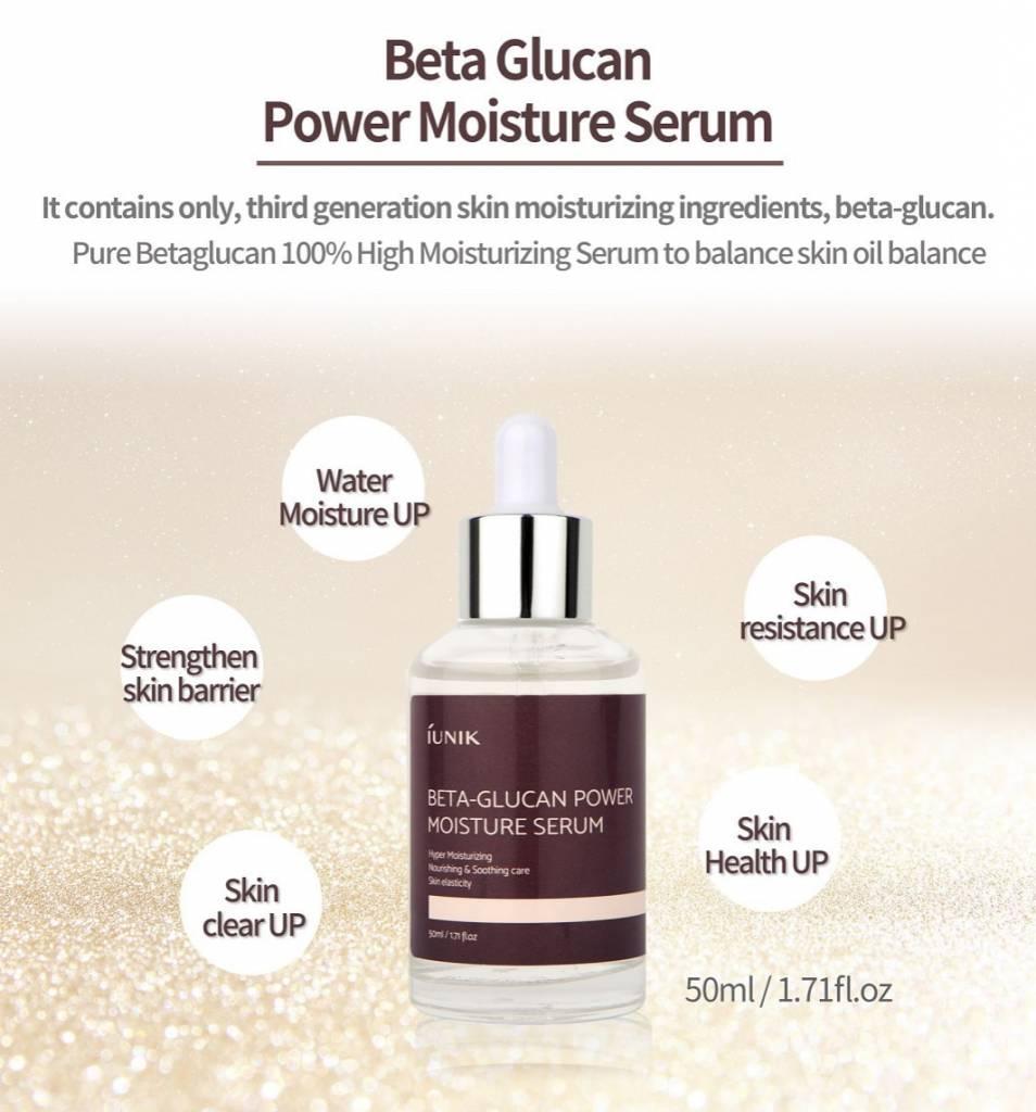 Image result for beta glucan power serum