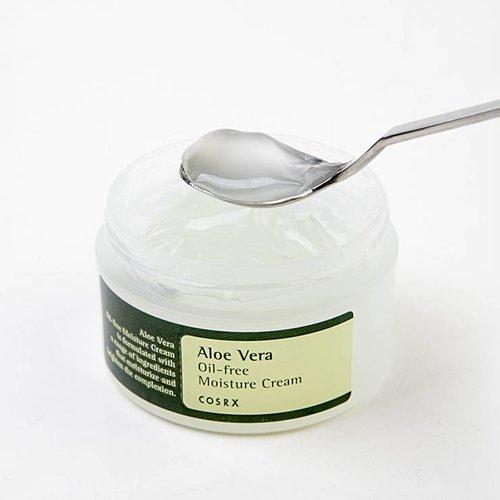 COSRX Aloe Vera Oil Free Moisture Cream