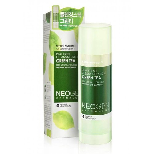 Neogen Dermalogy Real Fresh Green Tea Cleansing Stick