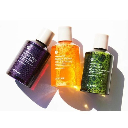 Blithe Patting Splash Mask Soothing & Healing Green Tea