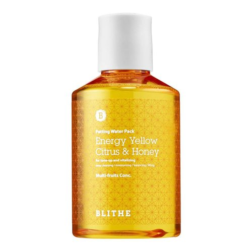 Blithe Patting Splash Mask Yellow Citrus & Honey