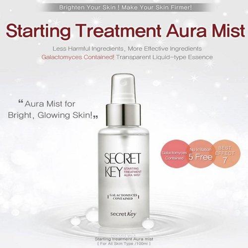 Secret Key Starting Treatment Aura Mist