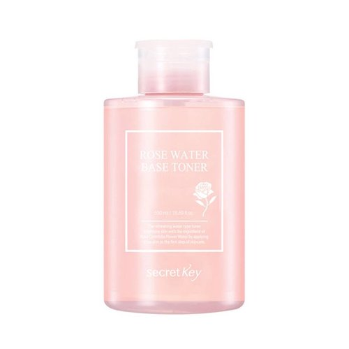 Secret Key Rose Water Base Toner