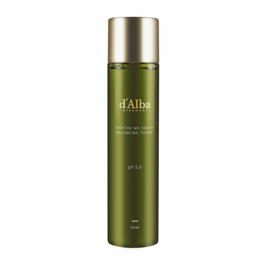 Image result for d'Alba - Peptide No Sebum Balancing Toner