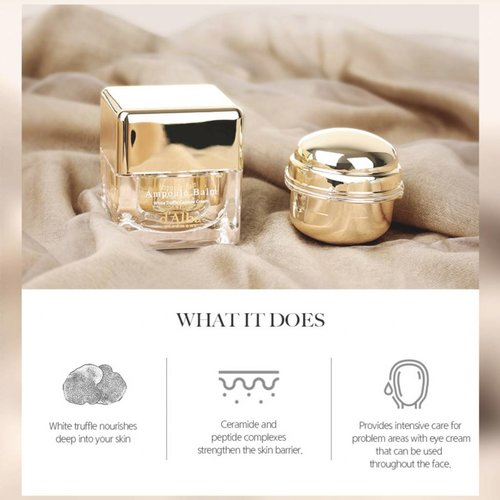 d'Alba Ampoule Balm White truffle Anti Wrinkle Cream