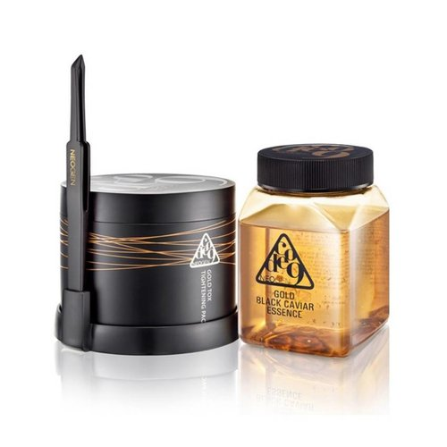 Neogen Code 9 Gold Black Caviar & Gold Tox Tightening Pack Kit