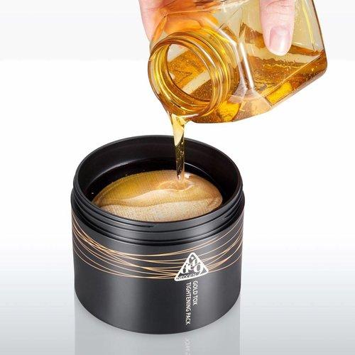 Neogen Code 9 Gold Black Caviar & Gold Tox Tightening Pack Kit