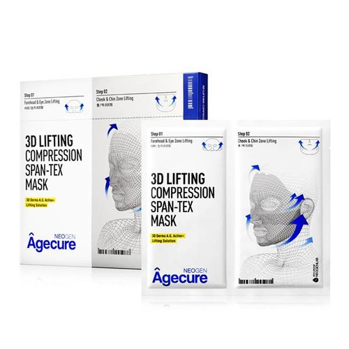 Neogen Agecure 3D Lifting Compression Spantex Mask