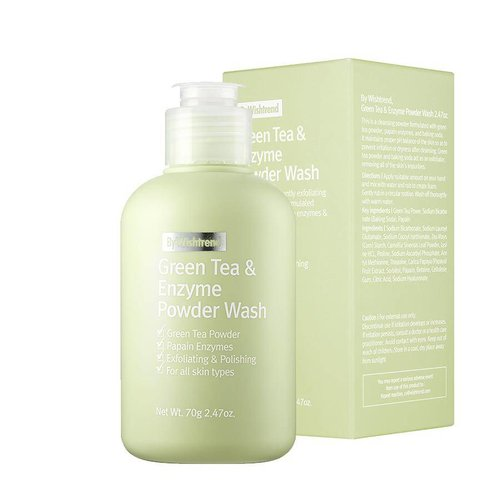 By Wishtrend Green Tea & Enzyme Powder