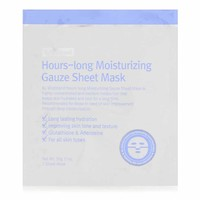 Hours-long Moisturizing Gauze Sheet Mask