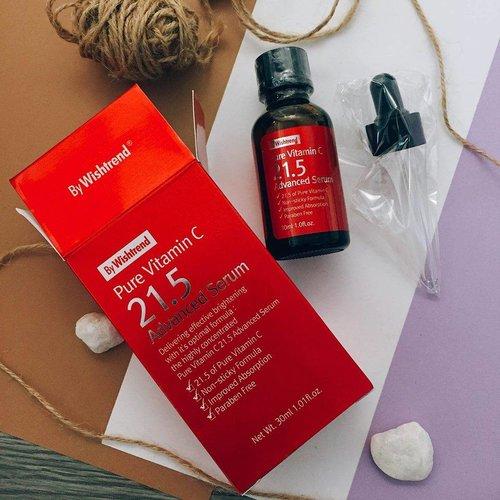 By Wishtrend Pure Vitamin C 21.5% Advanced Serum
