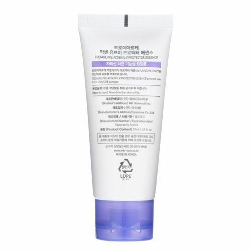 Troiareuke ACSEN UV Protector Essence SPF50+ PA+++
