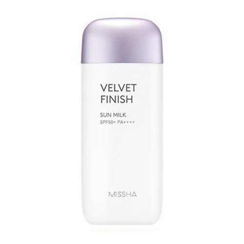 Missha All-around Safe Block Velvet Finish Sun Milk
