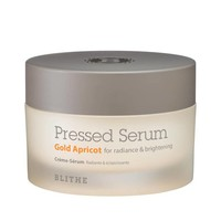 Pressed Serum Gold Apricot