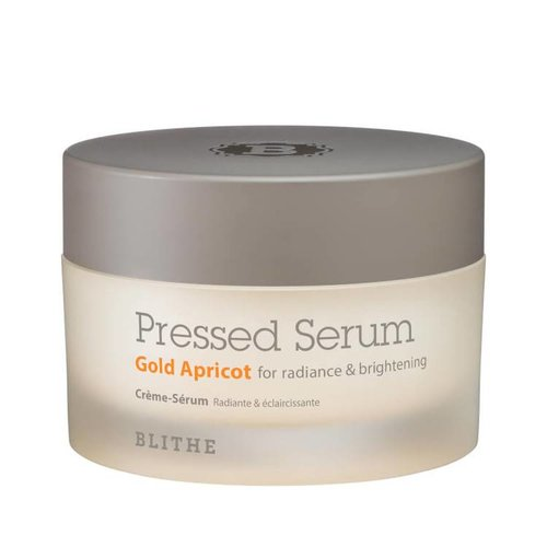 Blithe Pressed Serum Gold Apricot