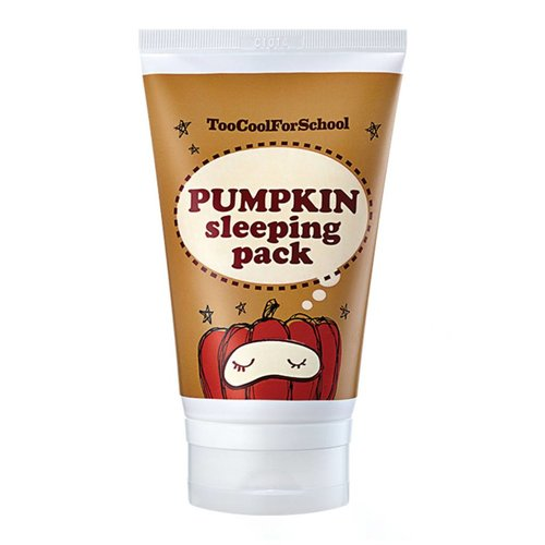 Too Cool For School Pumpkin Sleeping Pack