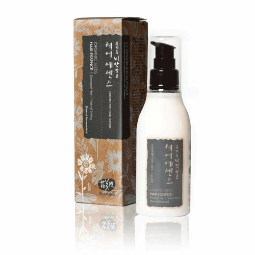 Whamisa Organic Seeds Hair Essence