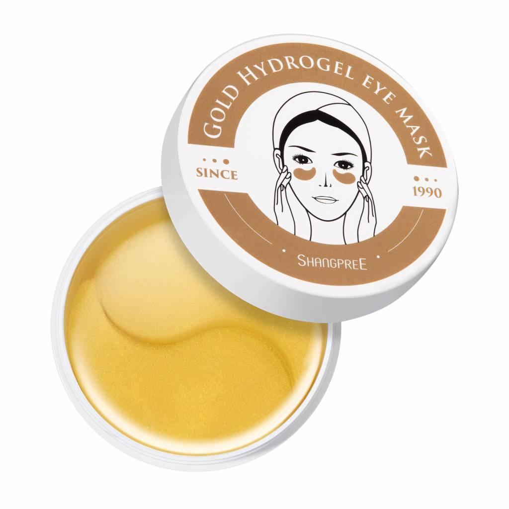 Shangpree Gold Hydrogel Eye Mask Little Wonderland Powder Aye