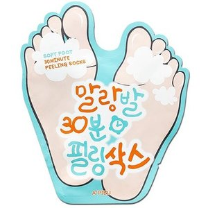 A'pieu Soft Foot 30 Minute Peeling Socks