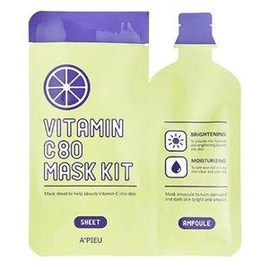A'pieu Vitamin C 80 Mask Kit