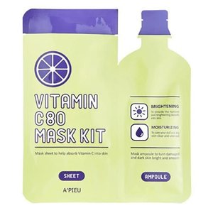A'pieu Vitamin C 80 Mask Kit
