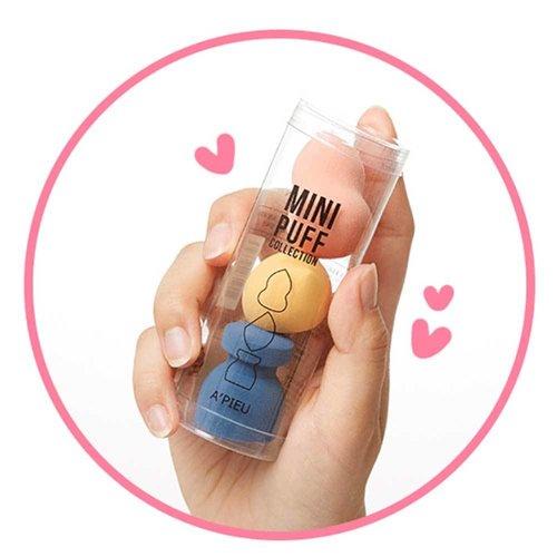 A'pieu Mini Puff Collection