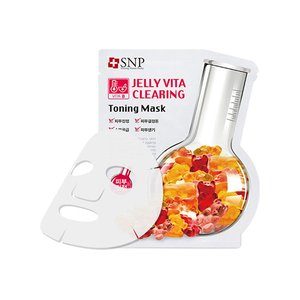 SNP Jelly Vita Clearing Toning Mask
