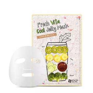 SNP Fresh Vita Cool Jelly Mask