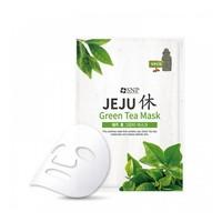 Jeju Rest Green Tea Mask