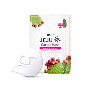 SNP Jeju Rest Cactus Mask