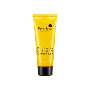 Pure Heal's Propolis Foam Cleanser