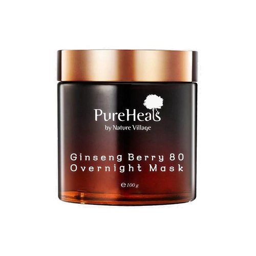 Pure Heal's Ginseng Berry 80 Overnight Mask