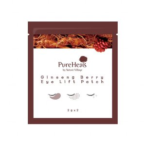 Pure Heal's Ginseng Berry Eye Lift Patch