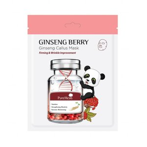Pure Heal's Gingseng Berry Ginseng Callus Mask