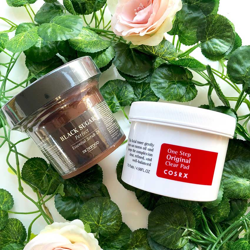 Skincare Routine for Oily Skin - Little Wonderland